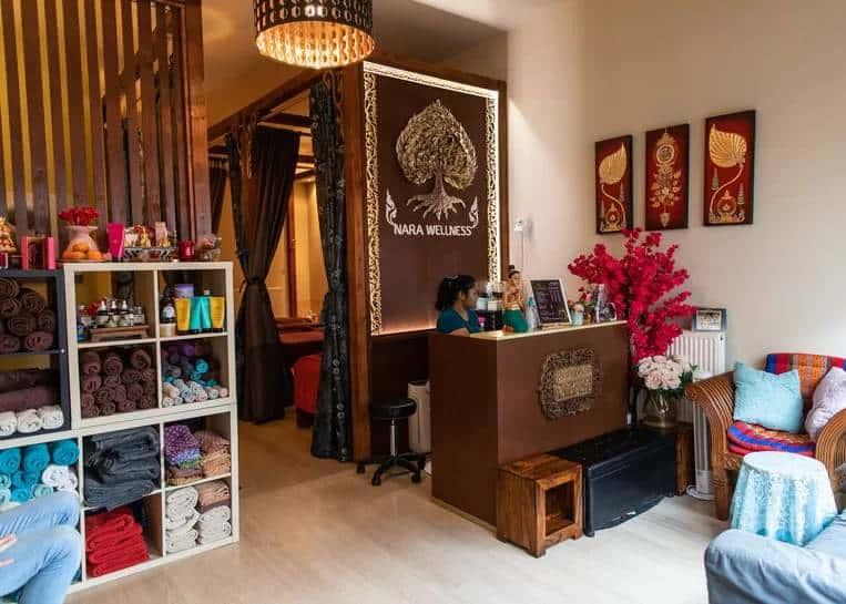 Nara thai massage amsterdam